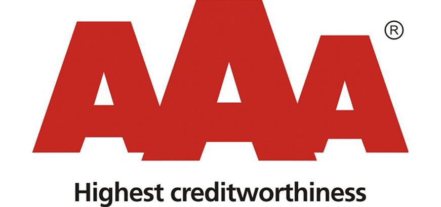 Badgeland har 2015, 2016, 2017 og 2018 opnået den eftertragtede AAA Rating.