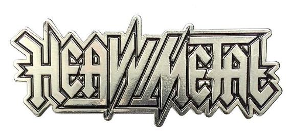 Metal pins i alle størrelser
