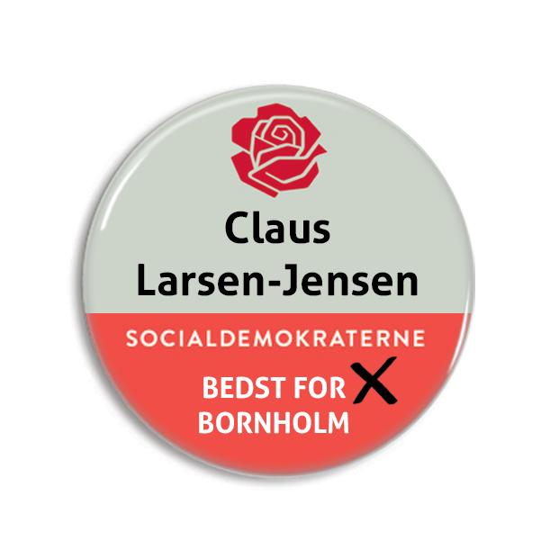 "Claus Larsen-Jensen ""Bedst for Bornholm"""