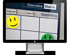 smileymagneter til LEAN management og projektstyring