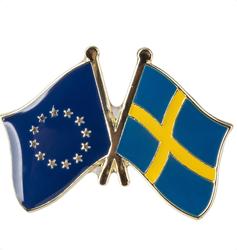 Venskabspins flag