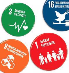 Verdensmåls badges